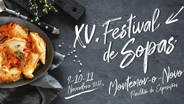 A Minga no Festival das Sopas!