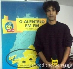 Minga na Rádio Nova Antena