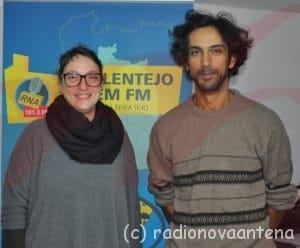A Minga na Rádio Nova Antena