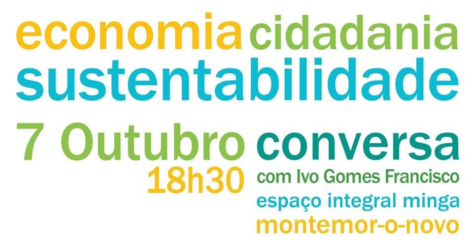 Conversa sobre Economia, Cidadania e Sustentabilidade