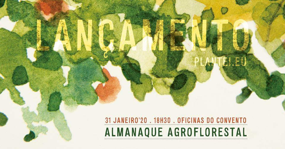 Lançamento do Almanaque Agroflorestal Plantei.eu