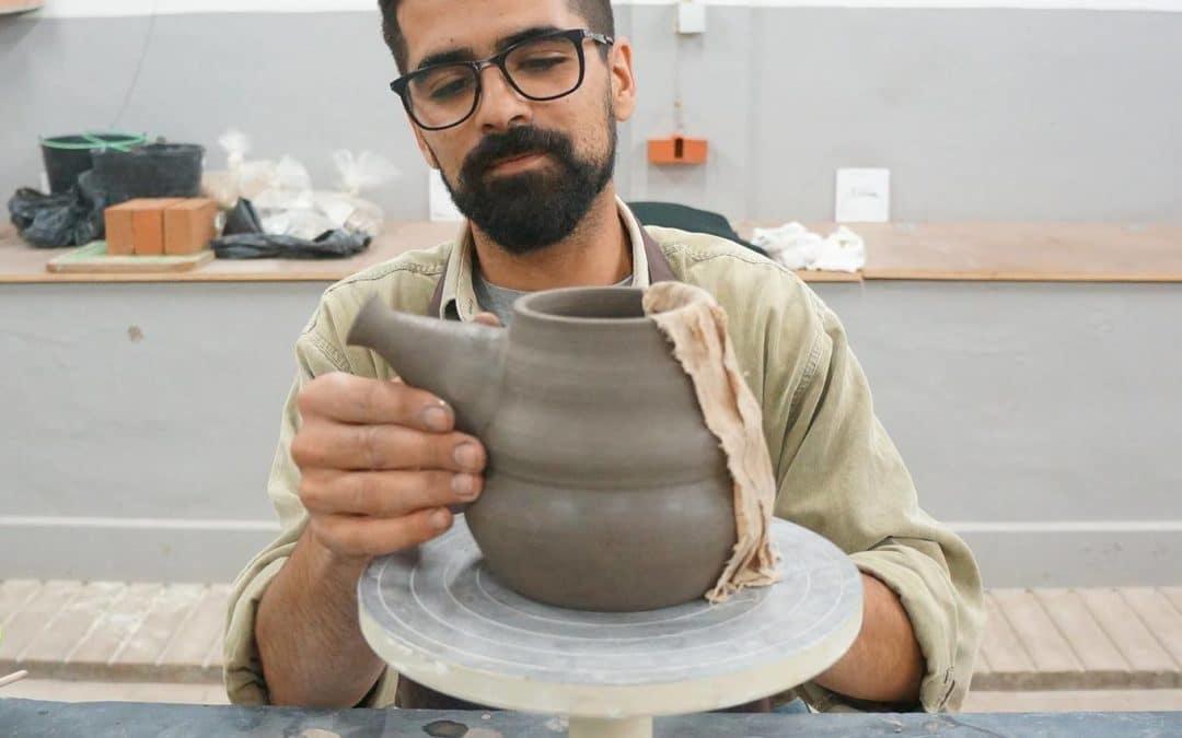Na nossa loja: Cerâmicas de João Rolaça