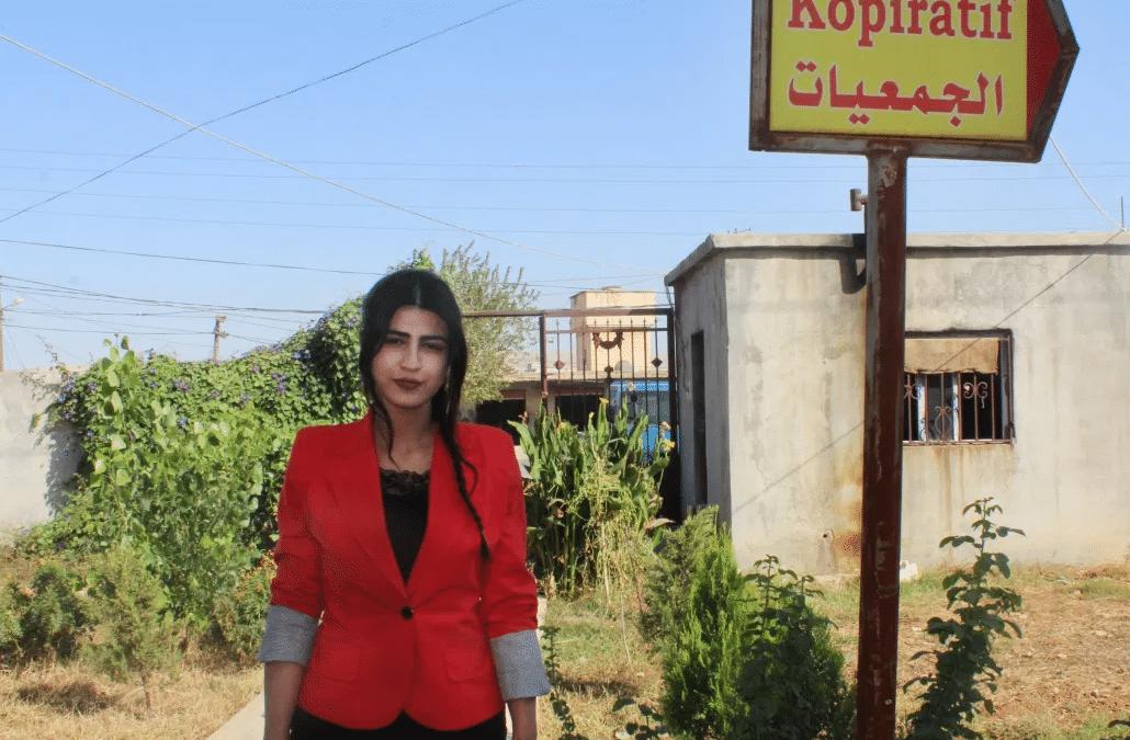 Cooperativas em Rojava